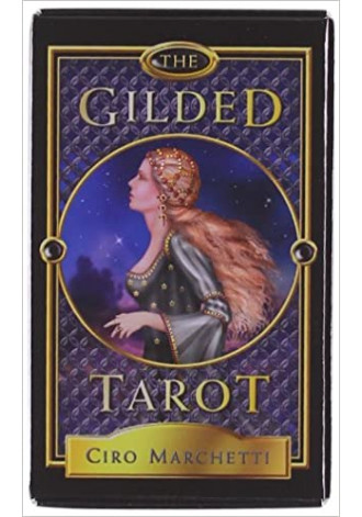 Gilded tarot deck *out of...