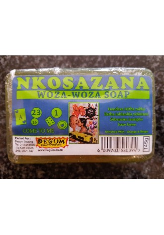 Come to Me Soap - Woza Woza
