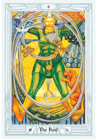 Crowley Thoth large