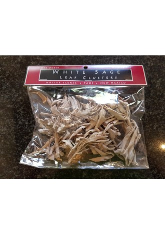 White Sage leaves (1oz)