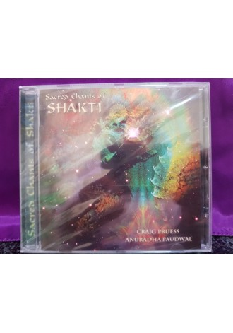 CD - Sacred Chants of Shakti