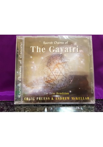 CD - Sacred Chants of Gayatri