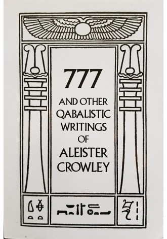 777/Aleister Crowley