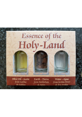 Holy Land, 3 bottles